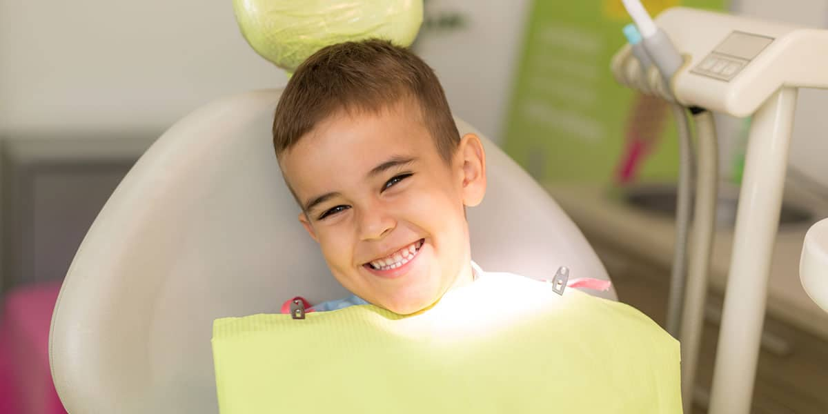 Pediatric dentistry decorative image
